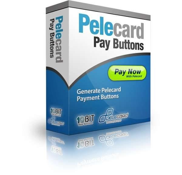 Pelecard Pay Buttons