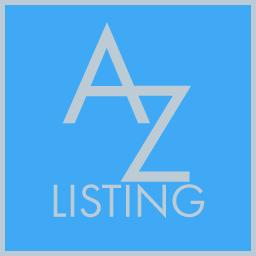 A-Z Listing