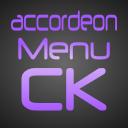 Accordeon Menu CK