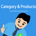 Woocommerce Category and Products Accordion Panel