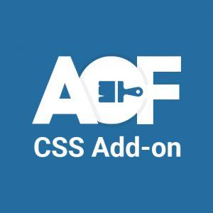 ACF CSS ADD-ON