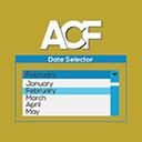 Advanced Custom Fields: Date Selector