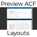 ACF Flexible Content Layout Previews