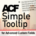 ACF Simple Tooltip