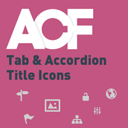 ACF Tab & Accordion Title Icons