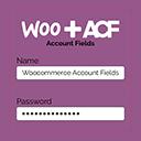 ACF Woocommerce Account Fields