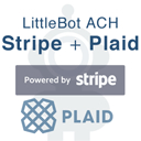 LittleBot ACH for Stripe + Plaid