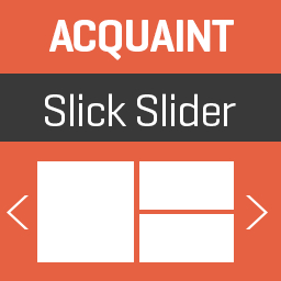 Acquaint Slick Slider