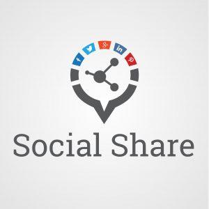 Social Media Social Share Icon