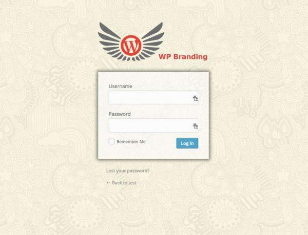 Admin Branding and Tweaks