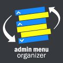 Admin Menu Organizer
