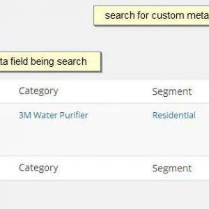 Admin Meta Search
