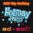 Plugin Name: ADS-WpHoliday