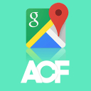 ACF: Google Map Extended
