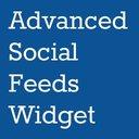 Advanced Social Feeds Widget & Shortcode