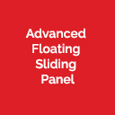 Advanced Floating Sliding Panel