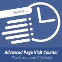 Advanced Page Visit Counter