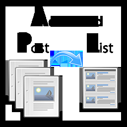 Advanced Post List