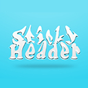 Advanced Sticky Header