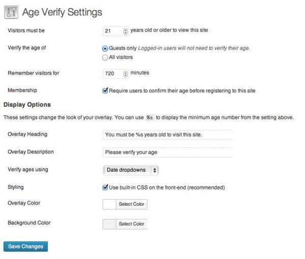 Age Verify