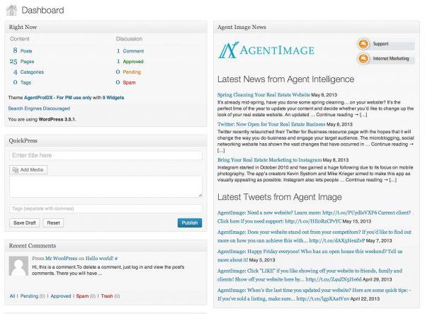Agent Image News