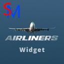 Airliners Widget