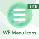 Effectively Add & Customize Free Icons For WordPress Menus – WP Menu Icons Lite