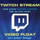 Aklamator – Twitch Videofloat
