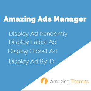 Amazing Ads Manager