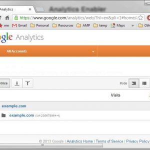 Analytics Enabler