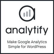 Google Analytics Dashboard Widget by Analytify
