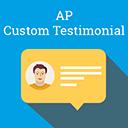 Testimonial WordPress Plugin – AP Custom Testimonial