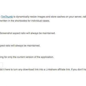 AppStore Lookup for WordPress