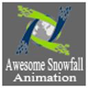 Awesome Snowfall Animation