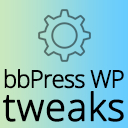 bbPress WP Tweaks