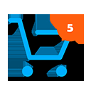 BC Menu Bar Cart Icon For WooCommerce By Binary Carpenter