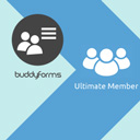 BuddyForms Ultimate Member