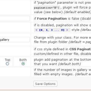 ByREV Gallery Pagination for WordPress