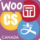 WooCommerce Canada Ali Payment