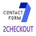 Contact Form 7 2Checkout