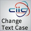 Change Text Case