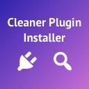 Cleaner Plugin Installer