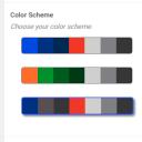 Color Scheme Field for Advanced Custom Fields PRO