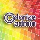 Colorize Admin
