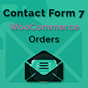 Contact Form 7 WooCommerce Order Dropdown Field