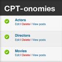 CPT-onomies: Using Custom Post Types as Taxonomies