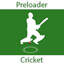 Cricket Preloader