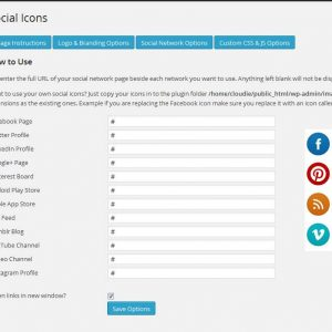 Custom Admin Panel by 2Cloud