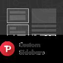 Custom Sidebars by ProteusThemes