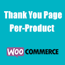 Custom Thank You Page Per Product for WC